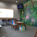 Our Waiting Room!